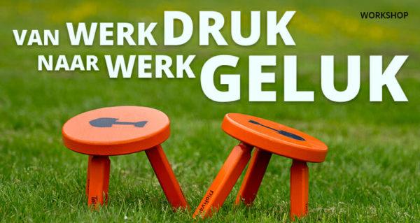 van Werkdruk naar Werkplezier' verzorgd door Angela Kouwenhoven-de Waardt. (OVB)